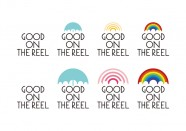 GOOD ON THE REEL logo / agehasprings